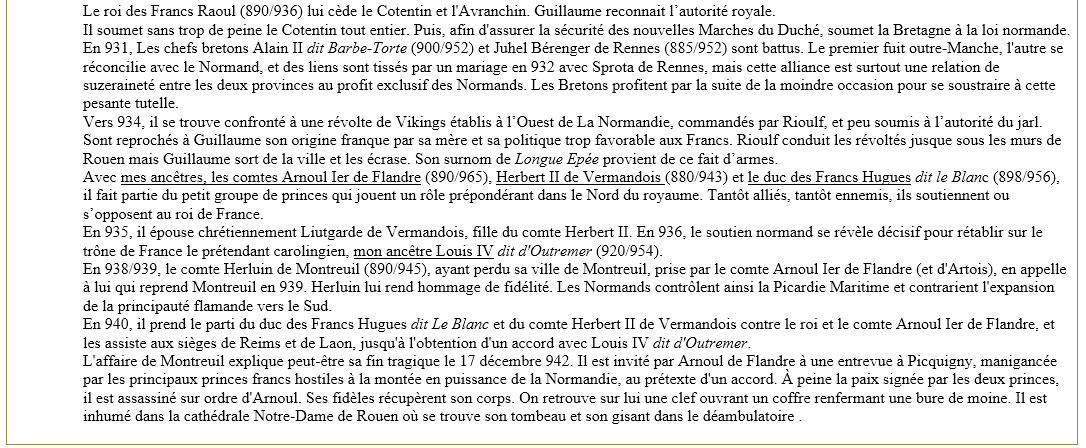Picquigny somme ancetres 8