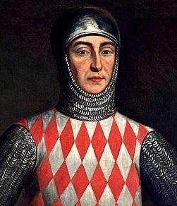 Rainier grimaldi 1er seigneur de monaco