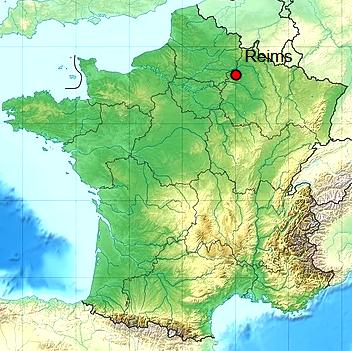 Reims 51 geo