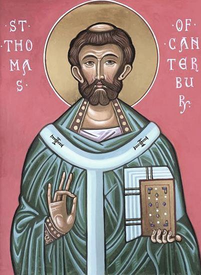 Saint thomas becket 1