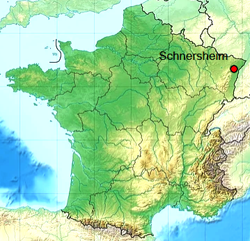 Schnersheim 67 geo