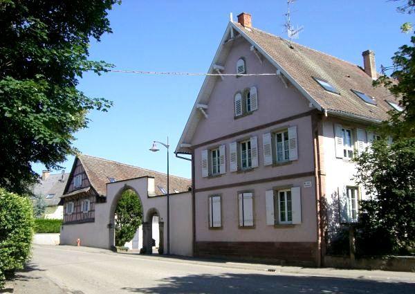 Schnersheim 67 kleinfrankenheim la ferme 1 rue de l eglise