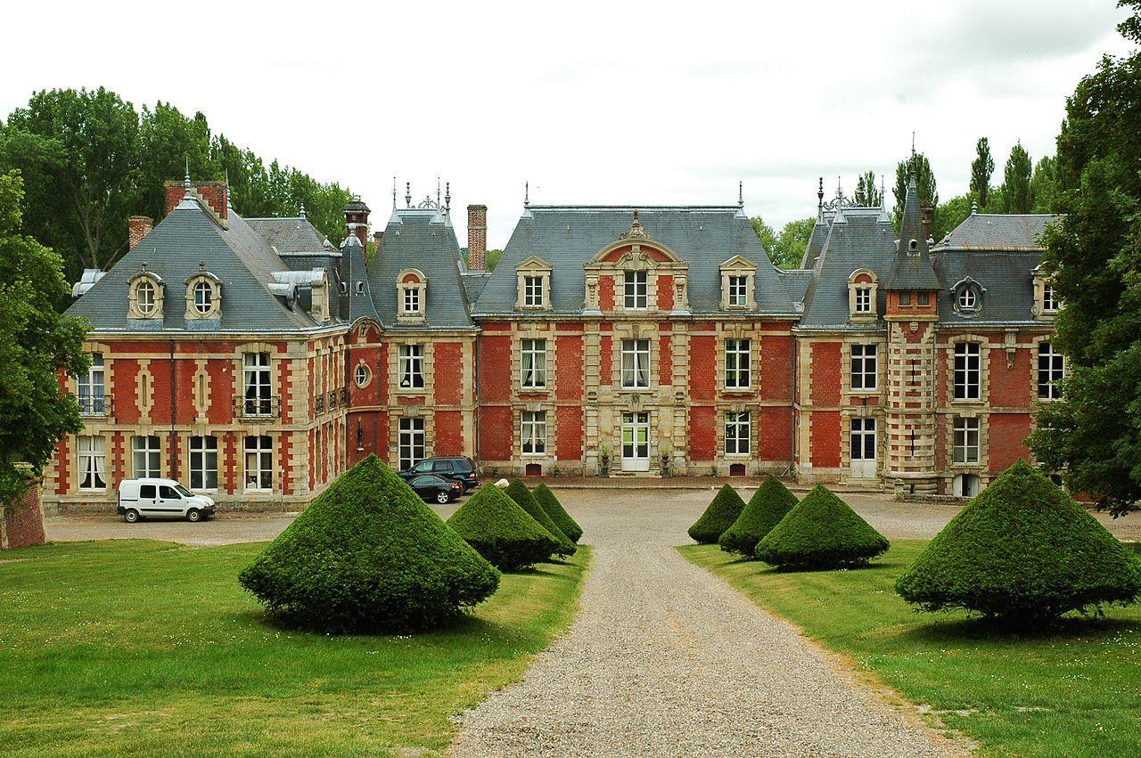 Suzanne 80 le chateau