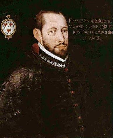 Van der burch 1567 1644