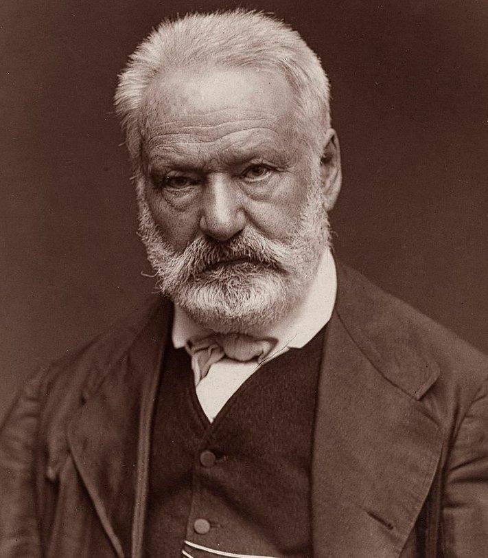 Victor hugo in 1873