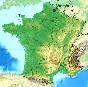 Wambaix 59 geo